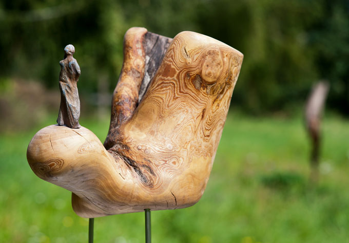 skulpturen holz kunst atelier pazatka. Black Bedroom Furniture Sets. Home Design Ideas