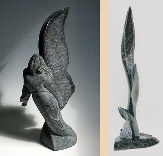 skulpturen aus stein kunst atelier pazatka. Black Bedroom Furniture Sets. Home Design Ideas
